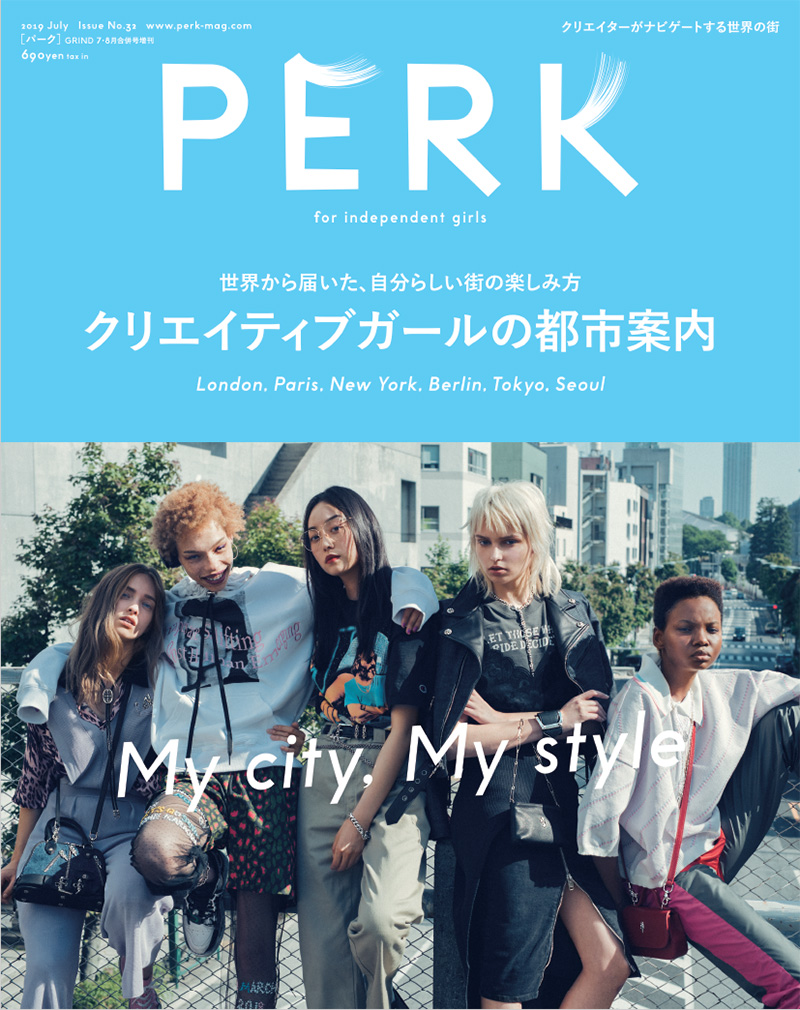 PERK No.32<br>Photographer Shunya Arai